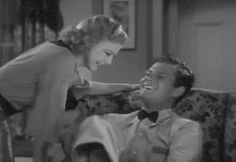 Chance At Heaven (1933) is one of those movies that keeps you guessing as to the ending. Here you have Ginger Rogers and Joel McCrea kicking back, having fun. You'd think there would be a romance, but she is totally in the friend zone and she doesn't want to be. Think My Best Friend's Wedding (1997) with Julia Roberts.
