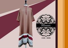 Mosaic By Sundus Casual Dresses 2013 For Women