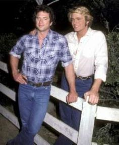 Tom Wopat and John Schneider