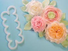 4 Easiest Rose Cutter Ever Blumen (Rose, Ranunkel, Nelke, engl. Rose) - enthält Werbung - YouTube