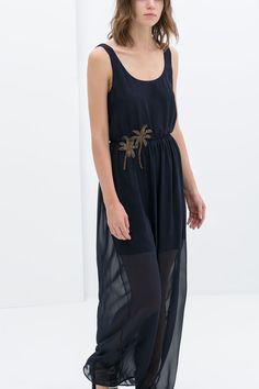 TRF 2014, vestido