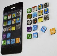 iPhone app magnets $6.95