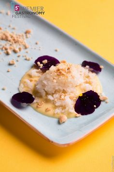 Asian Cuisine 5th Gastronomy Festival Pudding, Ice Cream, Desserts, Food, No Churn Ice Cream, Tailgate Desserts, Deserts, Custard Pudding, Icecream Craft