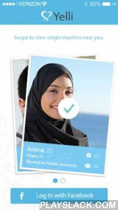 "Yelli - Muslim Singles  Android App - playslack.com ,  Discover an exciting new way to meet Muslim singles for the ultimate purpose of marriage. Gone are the days of blind hookups through well meaning friends and family. Yelli matches Muslim singles based on mutual interests, geography, friends, & more. With the swipe of a finger you will have the option to discretely ""Like"" or ""Pass"" on other single Muslims. To safeguard privacy and modesty, Yelli will only connect single Muslim men and…"
