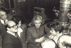 Agustín González, Concha Velasco, Soledad Becerril, Celia Villalobos y José Luis López Vázquez