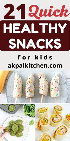Easy Snacks For Kids, Quick Healthy Snacks, Vegetarian Snacks, Yummy Snacks, Healthy Cooking, Kids Meals, Yummy Food, Baby Food Recipes, Snack Recipes
