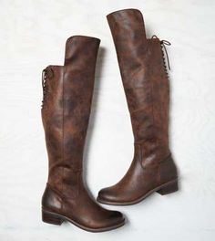 BC Lace Back Boot