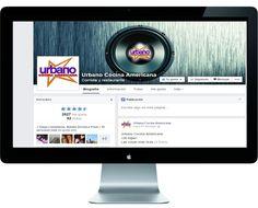 Urbano Cocina Americana | activación en facebook y twitter + community management + contenidos + creatividad. www.facebook.com/urbanococina
