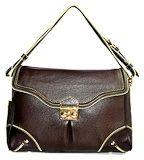 Louis Vuitton Suhali Leather L Essentiel M95845 Brown