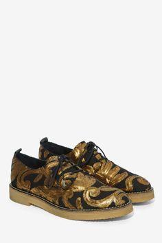 Miista Eloise Sequin Oxford - Shoes | Oxfords