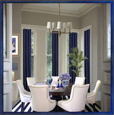 Formal Dining Room Round Table (108) #FormalDiningRooms
