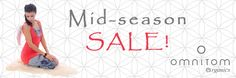 Hey, OmniPeople! Our Mid-Season SALE is on. Enjoy up to 50% OFF* a wide range of great products both for Men and Women. Today till the end of the month. Happy, happy, happy! Shop the sale NOW at: http://www.omnitom.com/sale/