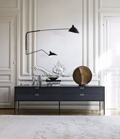 Living space with French and Swedish touches  ~ Great pin! For Oahu architectural design visit http://ownerbuiltdesign.com