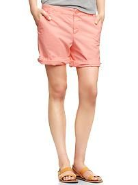 Women's Capris & Shorts: capri pants, cropped jeans, denim shorts, bermuda shorts | Gap