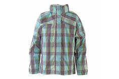 Die Plaid Resolve Jacket für Mädchen ist für jedes schlechte Wetter ausgerüstet. Sie ist wasserdicht und atmungsaktiv.  HyVent: HyVent ist eine wind- und wasserdichte Polyurethan-Beschichtung aus dem Hause The North Face. Das Material ist atmungsaktiv und leicht.  Nylon: Nylon...  • Zusatzinformation: - Aus wind- und wasserdichtem Hyvent - Verstellbare Bündchen mit Gummizug - Verstellbare...