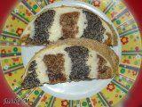Makovo orechový metrový koláč s tvarohovou plnkou   Mimibazar.sk Pancakes, Breakfast, Food, Morning Coffee, Essen, Pancake, Meals, Yemek, Eten