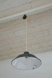 Gamelle industrielle et plafond blanchi chez Eiv