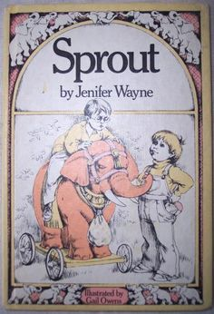 Sprout by Jenifer Wayne Vintage Childrens Book 1970s for $5.00