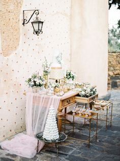 Organic, Luxe Wedding Inspiration Set in Greece  Zazoo Event Rentals www.zazoo.gr