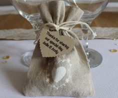 Rustic Favours With A Range Of Filling Options Now Available To Order From The Website