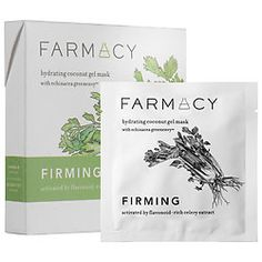 What it is: A supercharged firming solution for tired-looking skin. What it is formulated to do: This mask helps restore the appearance of radiance, moisture, and tone. Celery extract protects essential skin support fibers by helping combat the