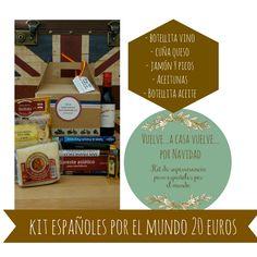 kits españoles por el mundo  navideño