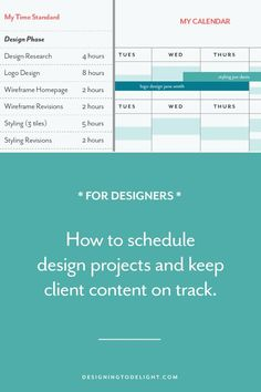 Keeping design and freelance clients on track is one of the trickiest parts of the design process. It's easy to think because our clients own businesses or are familiar with the web in general, that they should know what to provide us. As web designers, we get frustrated when they knock our projects off track. Click through to read some of my best tips for scheduling projects and keeping client content on track.