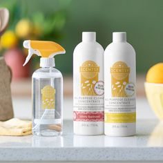 A spotless deal! Buy any two All-Purpose Cleaner Concentrates and receive a free mixing bottle, while supplies last. gila.scentsy.us