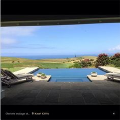 The Owners Cottage at The Lodge at Kauri Cliffs is the ultimate getaway.