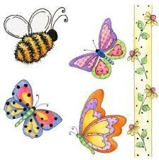 mariposas en foami - Buscar con Google