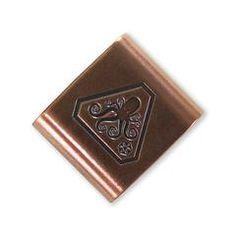 Steel Flame Copper MOLLE Clip - SPD