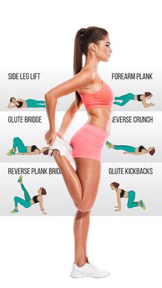 This weight loss workout plan consists of a day-by-day guide to help you lose weight & get fit. The exercise plan is for beginners. Fitness Workouts, Fitness Motivation, Sport Fitness, Fitness Diet, Yoga Fitness, At Home Workouts, Health Fitness, Workout Routines, Extreme Workouts