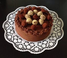Narancsos Trüffel torta Chocolate Bouquet, Food And Drink, Xmas, Gluten Free, Sweets, Cookies, Baking, Cake, Ethnic Recipes