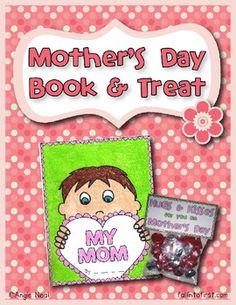 Mother's Day Book - SO CUTE!