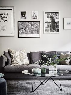 I'm learning a great deal about Scandinavian design living in Denmark and have been gathering lots of inspiration for our future apartment. Living in temporary digs, as we are for the next fe…