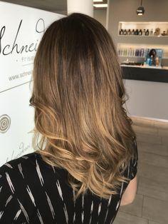 Brown balayage Balayage Hair, Long Hair Styles, Brown, Beauty, Brown Balayage, Shaving Machine, Barber Salon, Hair Stylists, Balayage Hairstyle