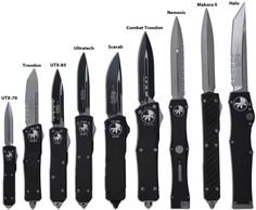 Microtech OTF - My personal favorite is the Halo...Microtech make some of the best carnivores on the market and are some of my favorites...