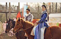 Empress of China- Aarif Lee