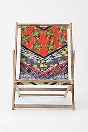 Love this chair from Anthropologie, but thinking I can find an old frame and create one on the cheap