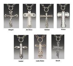 Spoon Jewelry - Spoon Cross Necklace