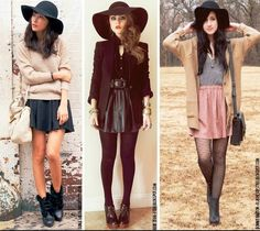 Clube Das Mulheres Ricas Moda e Make UP: Chapéu Floppy!!!!
