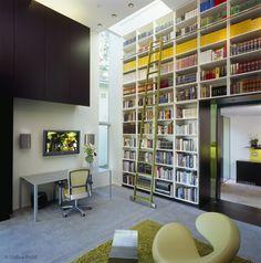 minimalismo: bibliotecas