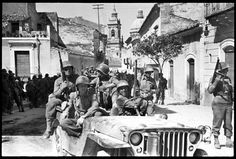 US Army Rangers in Sicily, 1943. Phil Stern: Classic WWII Photos, Italy, 1943 | LIFE.com