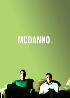 Mcdanno es lo mejor ❤❤❤❤❤