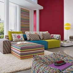 #Interior #Design Colors Set Mood of Your #Home.