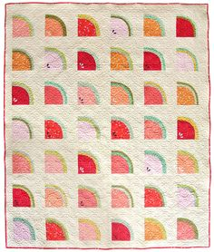 Mod Melons - Suzy Quilts