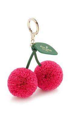Kate Spade New York Cherry Key Chain