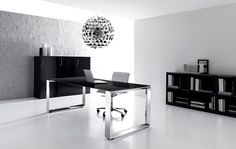 interior design home office furniture - Modern Interior Designing Modern Desk Chair, Modern Office Desk, Used Office Furniture, Home Furniture, Office Set, Furniture Ideas, Office Guest Chairs, Office Decor, Modern Home Offices