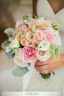 Wedding flowers boquette Inspiration Image from Snowberry Studio