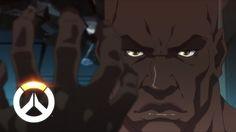 [NEW HERO – COMING SOON] Doomfist Origin Story | Overwatch - YouTube